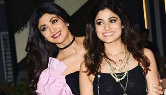 Shilpa Shamita Shetty: Caring sis