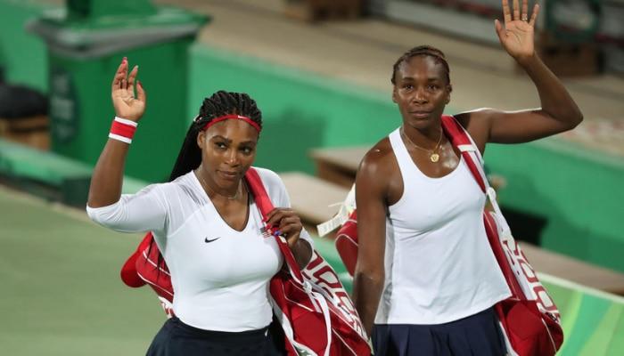 Serena Venus Williams: Celebrated sisters