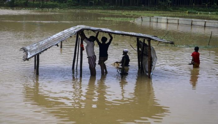 Heavy Rainfall: অতিভারী বৃষ্টি