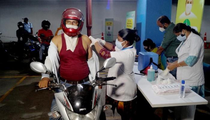 Covid vaccination: দেশে প্রথম, ১০০ শতাংশ টিকাকরণ ভুবনেশ্বরে