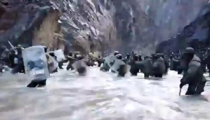 Galwan Clashes: সেনা-অবস্থান নিয়ে মতৈক্যের পরেই ভিডিয়ো প্রকাশ চিনের