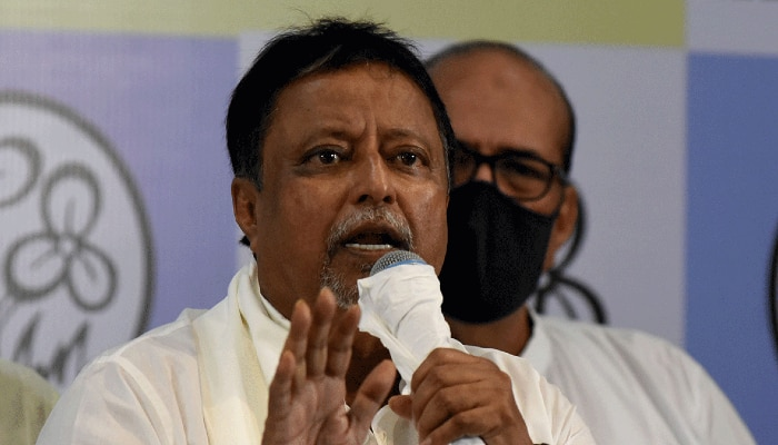 TMC পর্যুদস্ত হবে, মুখ ফস্কালেন 'বিজেপি বিধায়ক' Mukul