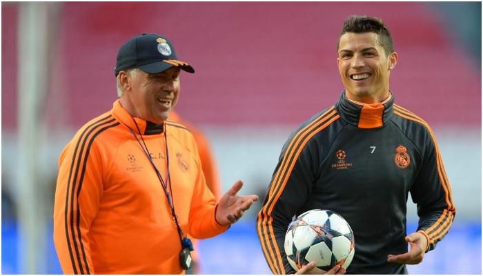 Ronaldo ইউ-টার্ন নিয়ে ফের Real Madrid এ! বড় আপডেট দিয়ে টুইট Ancelotti র