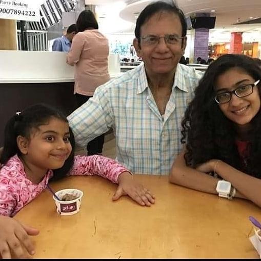Sushmita Adopted daughter Alisah