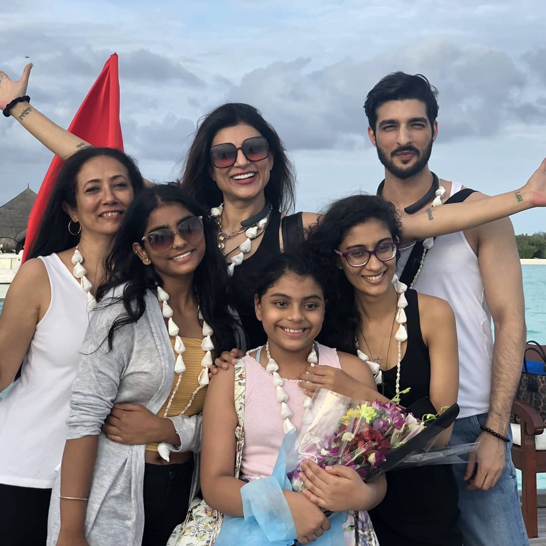 Sushmita says thank you for being born to Alisah