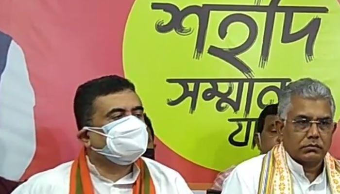 BJP:  মুকুলকে 'অসুস্থ' সাজিয়ে রেখেছে, তৃণমূলকে আক্রমণ Suvendu-র