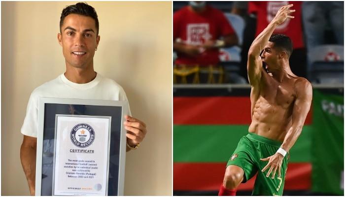 Guinness World Records: গিনেস বিশ্ব রেকর্ডে Cristiano Ronaldo