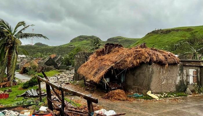 Typhoon Chanthu: চিনে ভয়াবহ গতিতে ধেয়ে আসছে টাইফুন 'চ্যানথু'