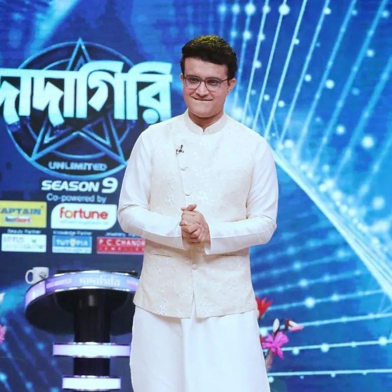 Abir Chatterjee welcomes Dada