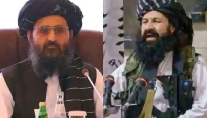 তালিবান শিবিরে তুঙ্গে গোষ্ঠীদ্বন্দ্ব, সম্মুখসমরে Baradar-Haqqani / Abdul Ghani Baradar and Khalil-ur-Rahman Haqqani involved in major row: Report