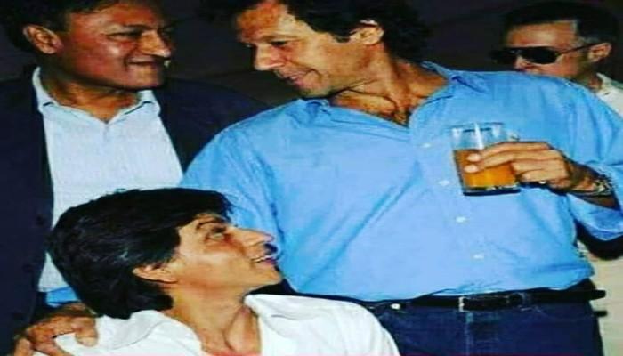 Shah Rukh Khan: Imran Khan-এর সঙ্গে ছবির জের, টুইটারে ট্রেন্ডিং #BoycottShahRukhKhan