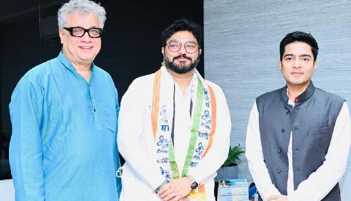 Babul Supriyo in TMC: রাজনীতিতেই ফিরলেন বাবুল, অভিষেকের হাত ধরে যোগ দিলেন জোড়াফুলে