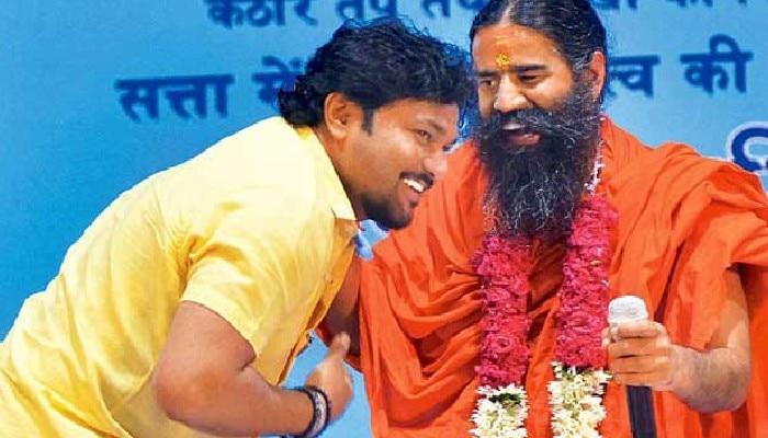 Babul-Ramdev meets