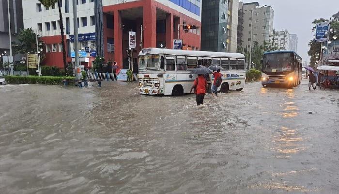 waterlog kolkata