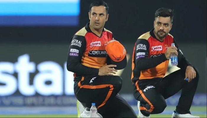 Afghanistan cricketers in IPL