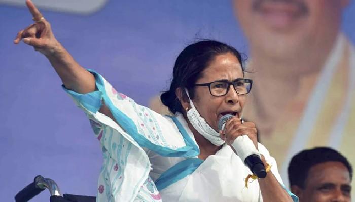 Mamata-র একবালপুরের সভা বাতিল, 'দুয়ারে নৌকা প্রকল্প শুরু করুক', খোঁচা BJP-র