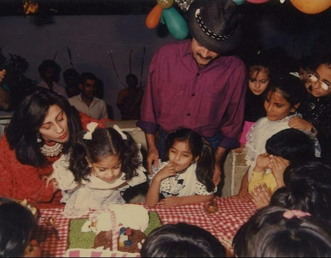 Little Rhea Kapoor's birthday party