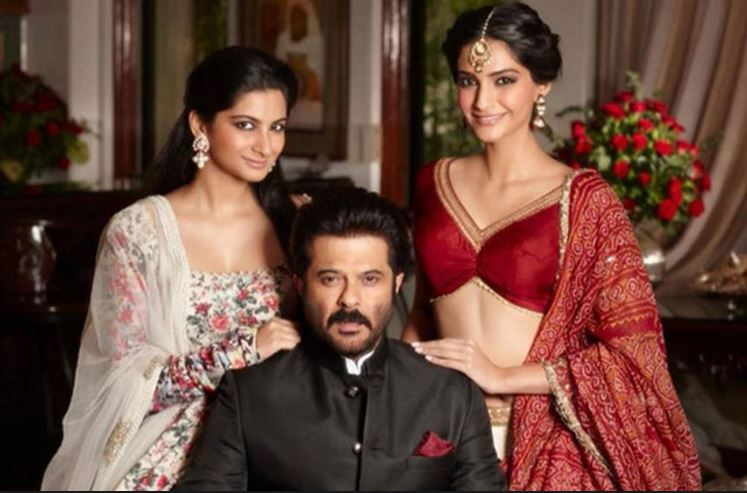 Coolest Father Anil Kapoor