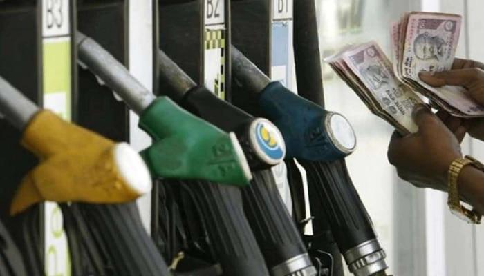 Fuel Price on Friday
