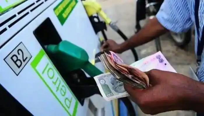 Fuel price trend upwards