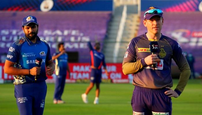 IPL 2021: রোহিতদের বিরুদ্ধে বড় অপরাধ! মর্গ্যানকে দিতে হবে ২৪ লক্ষ টাকার জরিমানা
