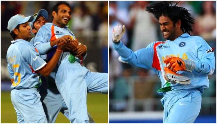 ICC World T20 2007 Final: ওদিন শেষ ওভারে যোগিন্দর শর্মাকে কি বলেছিলেন ধোনি?