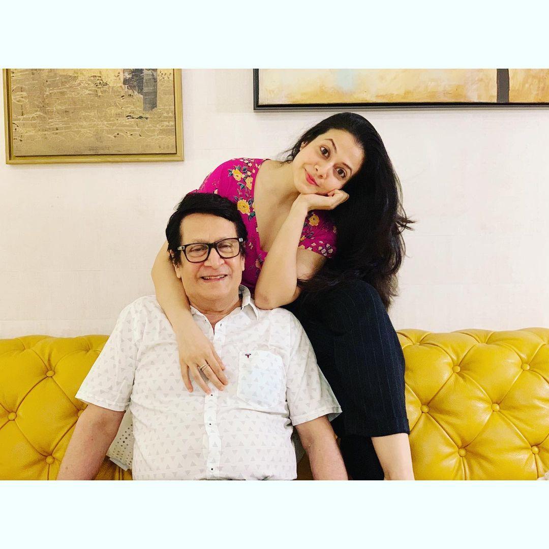 Ranjit Mallick's Daughter