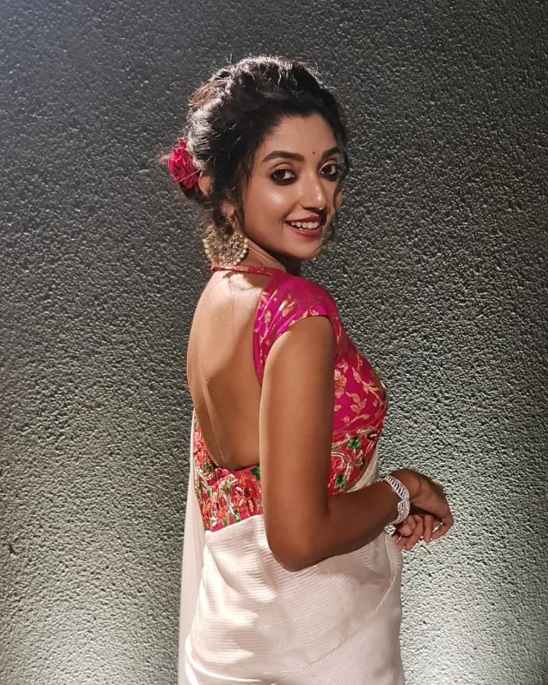 Saree in  Ashtami