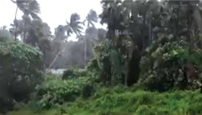 Cyclone Gulab: অন্ধ্র উপকূলে ল্যান্ডফল করল গুলাব, ঝড়ের গতি হতে পারে ১০০ কিমি প্রতি ঘণ্টা