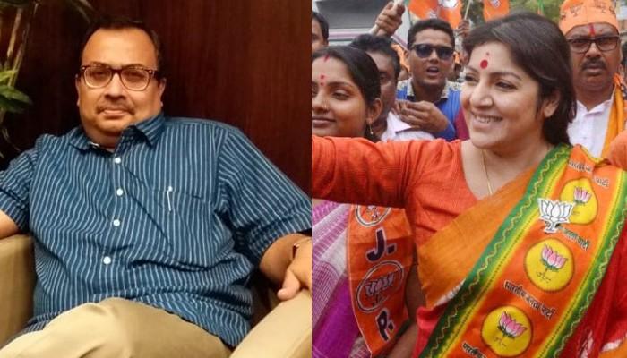 Kunal-Locket: লকেটও কি তৃণমূলে? জল্পনা উস্কে ট্যুইট কুণালের, মুখ খুললেন BJP সাংসদও
