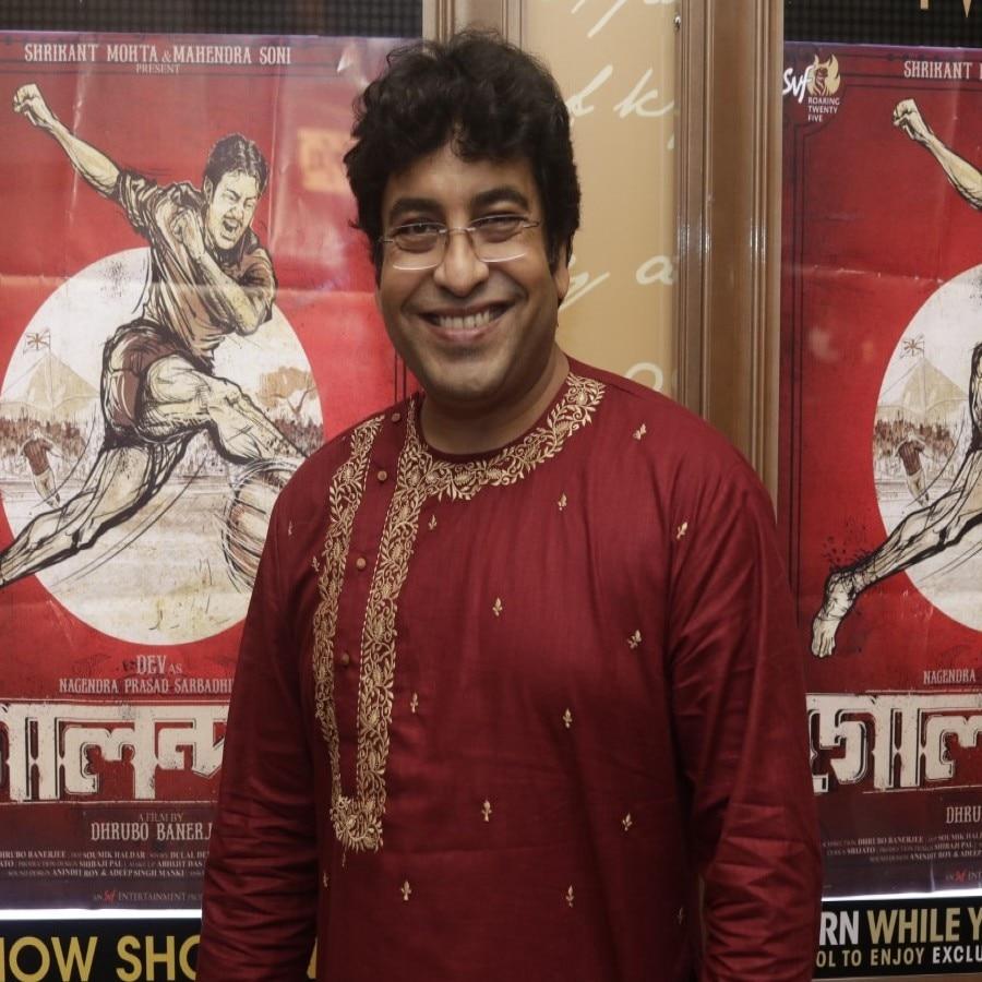 Director Dhrubo