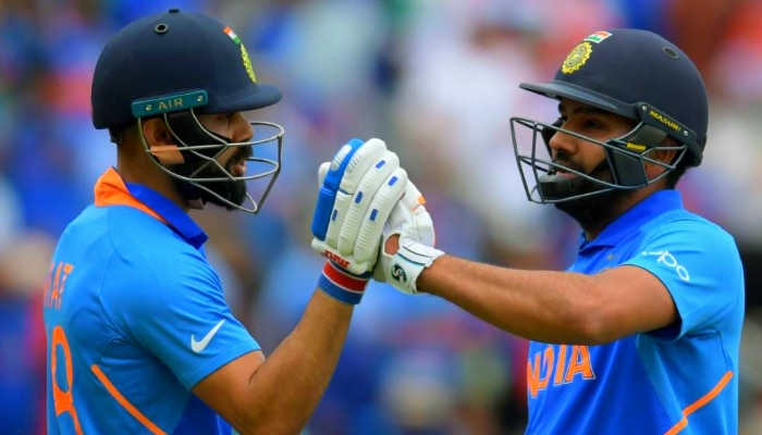 Team India's new jersey: প্রকাশ্যে বিরাট-রোহিতদের টি-২০ বিশ্বকাপের জার্সি