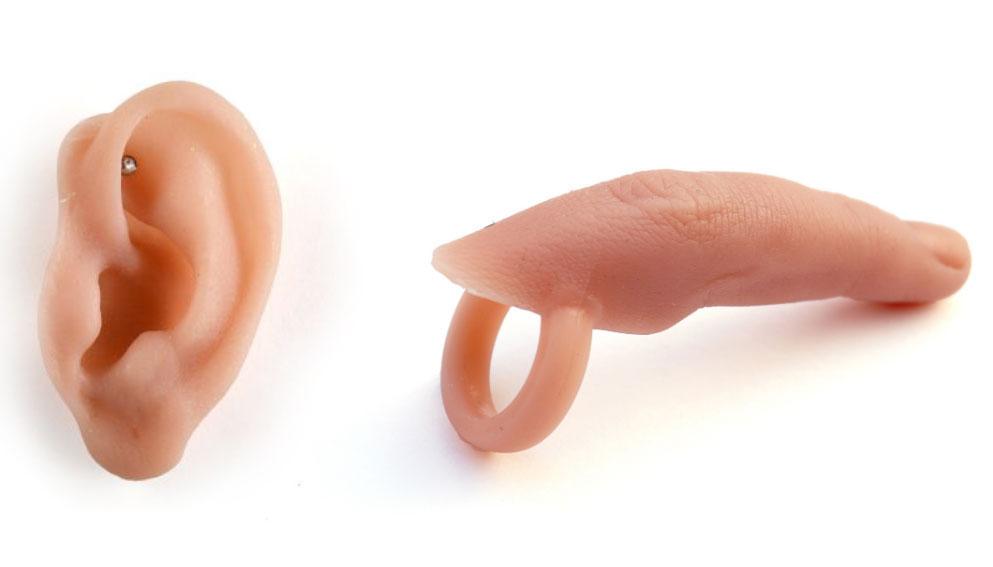 Body-Part Jewelry