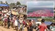 রোহিঙ্গাদের নির্জন, বন্যাপ্রবণ দ্বীপে পাঠাবে বাংলাদেশ