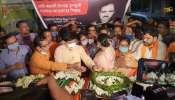 কালীঘাটে মমতার বাড়ির সামনে প্রার্থীর মৃতদেহ নিয়ে বিক্ষোভ BJP-র, বসে পড়লেন সুকান্ত