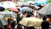 Rain: দুর্যোগ থেকে রেহাই নেই, বুধবার পর্যন্ত ভারী বৃষ্টির সম্ভাবনা কলকাতা-সহ দক্ষিণবঙ্গে, চলবে দমকা হাওয়া