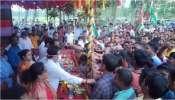 Assembly By-election : ভোটের মুখে বড়সড় ভাঙন দিনহাটা বিজেপিতে
