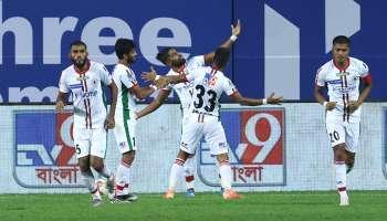 ISL 2020-21:কৃষ্ণা-মনবীরের গোলে কলকাতা ক্লাসিকো জয় এটিকে মোহনবাগানের