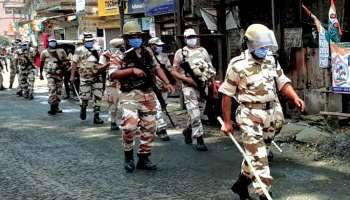 WB Assembly Election 2021: শনিবার ৬ জেলার ভোটে কড়া নিরাপত্তা, থাকছে ১০৭১ কোম্পানি Central Force
