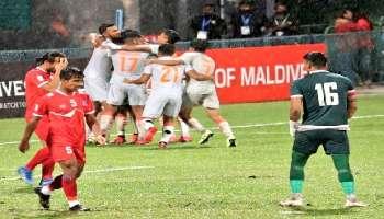 SAFF Cup: নেপালকে উড়িয়ে দিয়ে Igor Stimac-এর চাকরি বাঁচাল Sunil Chhetri-র ভারত
