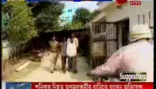 Two person arrested on Purulia TMC worker's murder case