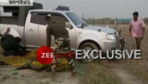 Task force head gets injured while trying to rescue a Leopard