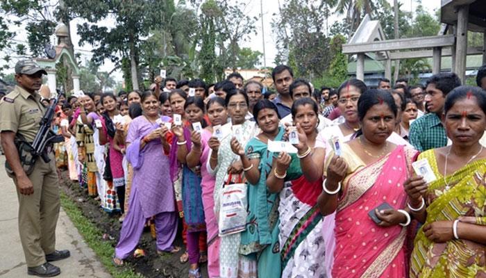 ২০১৪ লোকসভার নিরিখে কোচবিহারের ৯টির মধ্যে ৮ টি বিধানসভায় এগিয়ে তৃণমূল