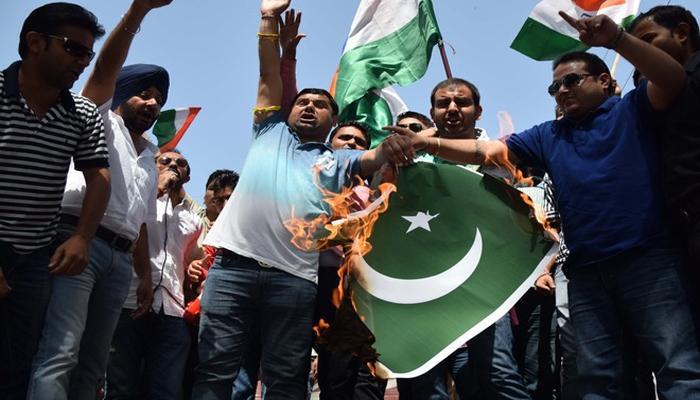 পাক অধিকৃত কাশ্মীরে পাকিস্তান সরকার বিরোধী স্লোগান
