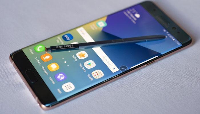 অতিরিক্ত গরম হয়ে যাওয়ার ফলেই ক্ষতিগ্রস্থ হচ্ছে Samsung note 7