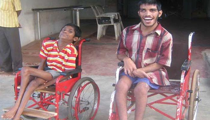 সেরিব্রাল পালসি আক্রান্ত শিশুদের সামনে খুলে গেল নতুন দিগন্ত