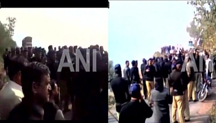 'আজাদি চাহিয়ে' উত্তাল পাক অধিকৃত কাশ্মীর!