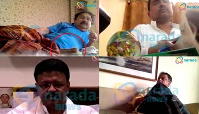 আজ নারদ স্টিং অপারেশন নিয়ে জনস্বার্থ মামলার রায়দান