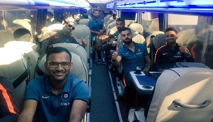 ইংল্যান্ড ভারতীয় ক্রিকেট দল, কিন্তু রোহিত, কেদার এদেশেই