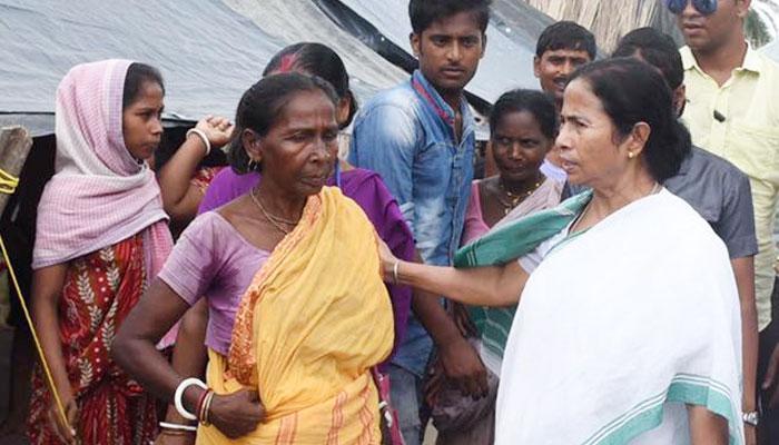 ১৪ হাজার কোটি টাকা ক্ষতি! বানভাসি বাংলার ক্ষতিপূরণে কেন্দ্রের প্যাকেজ দাবি মুখ্যমন্ত্রীর
